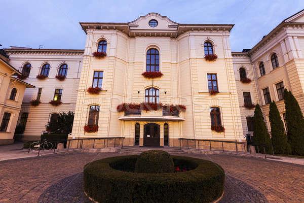 City Hall in Bydgoszcz Stock photo © benkrut