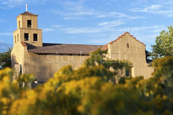 Sanctuary Of Guadalupe Stock photo © benkrut