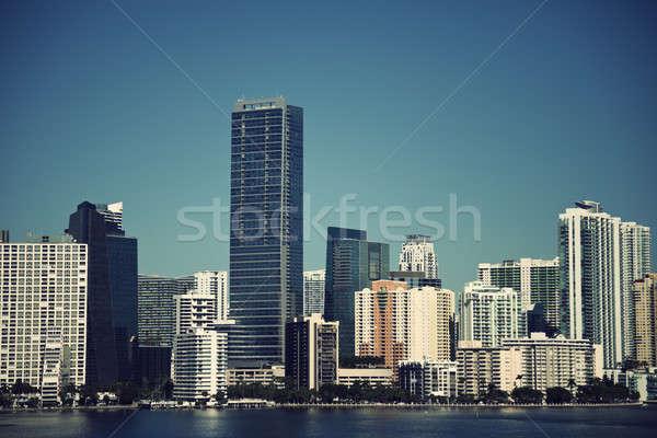 Miami Stock photo © benkrut
