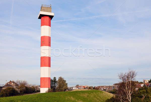Hoek van Holland - lighthouse Stock photo © benkrut