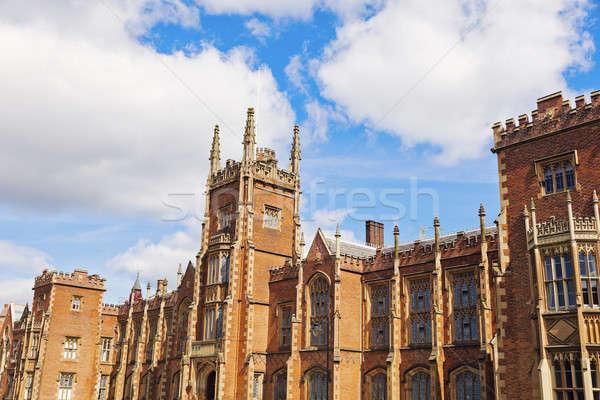 Queen's University of Belfast Stock photo © benkrut