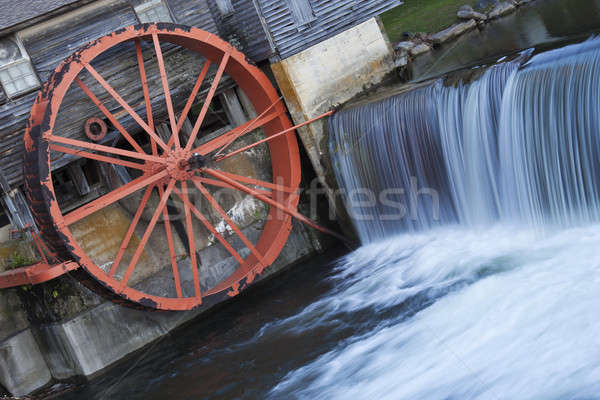 Old Mill in Pigeon Forge Stock photo © benkrut