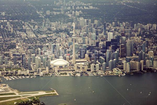 Торонто Онтарио Канада Skyline Сток-фото © benkrut