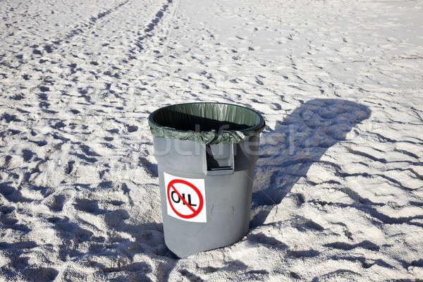 No Oil Waste Stock photo © benkrut