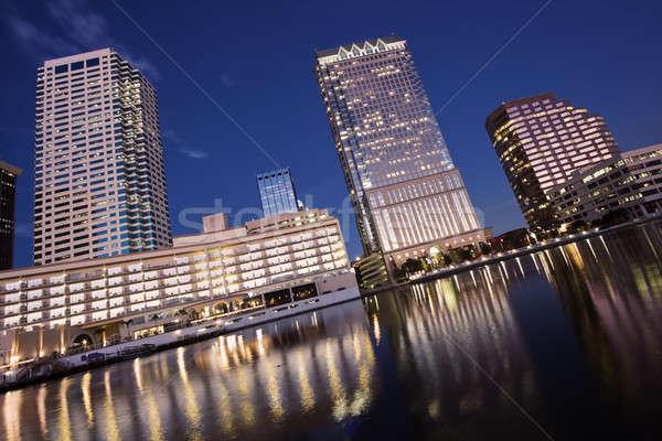 Tampa downtown   Stock photo © benkrut