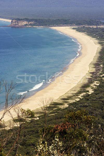катастрофа парка пляж воды океана Сток-фото © benkrut