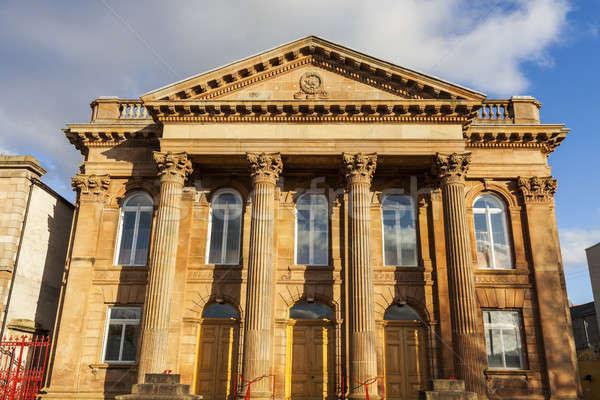 First Derry Presbyterian Church Stock photo © benkrut