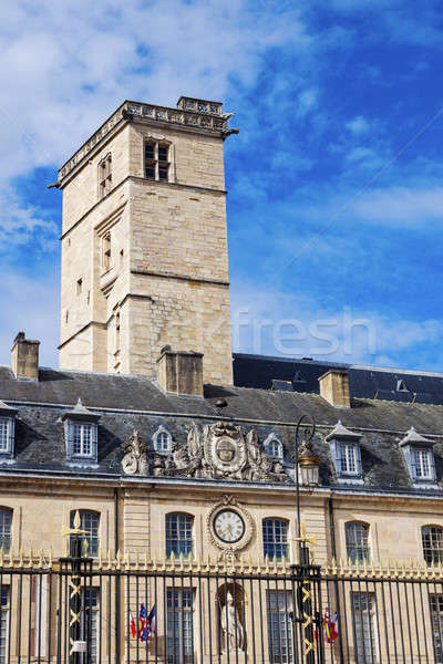 Dijon City Hall on Liberation Square Stock photo © benkrut