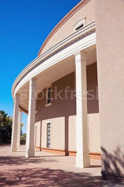 Santa Fe, New Mexico  - State Capitol Building Stock photo © benkrut