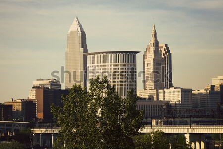 Water Tower in Chicago Stock photo © benkrut