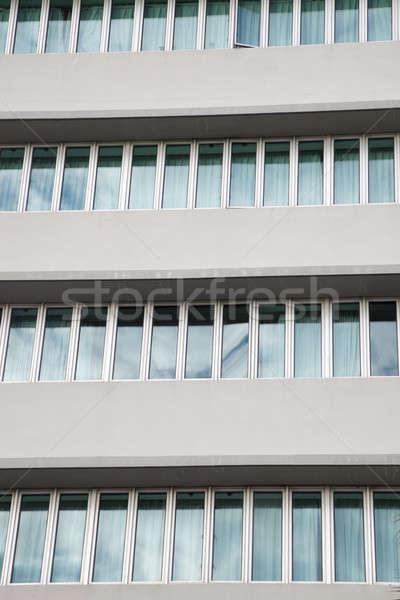 Details art deco architectuur Miami strand stad Stockfoto © benkrut