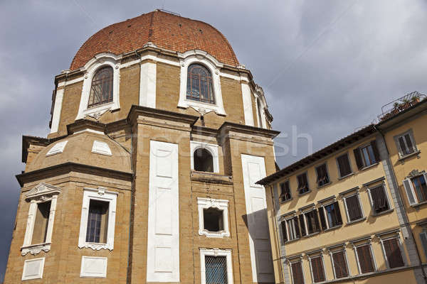 Basilique FLORENCE Toscane Italie ville Photo stock © benkrut