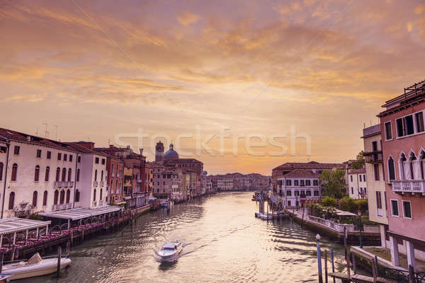 Architecture of Venice Stock photo © benkrut