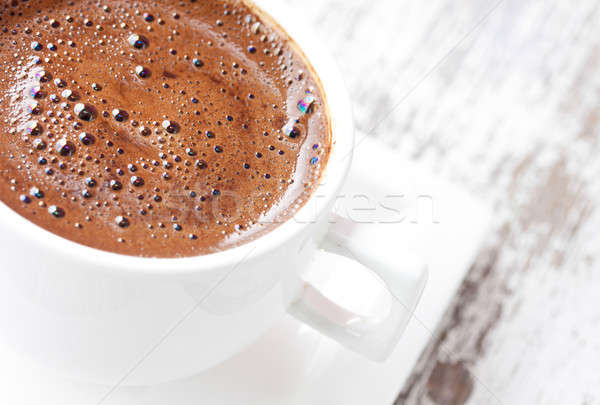Turkish coffee Stock photo © bernashafo