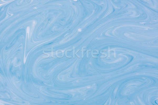 blue marble texture Stock photo © bernashafo