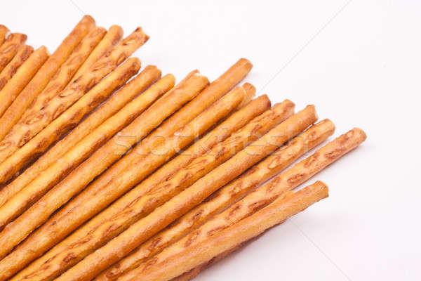 stick crackers Stock photo © bernashafo