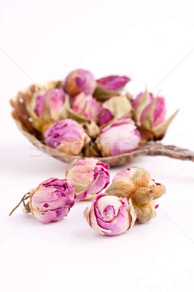 dried rose buds Stock photo © bernashafo