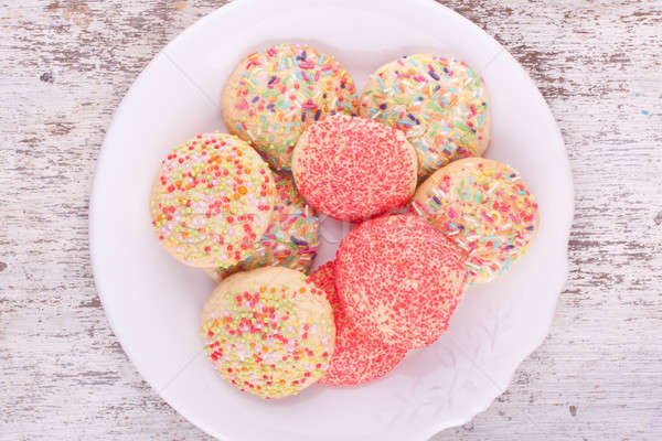 sugar sprinkles Stock photo © bernashafo