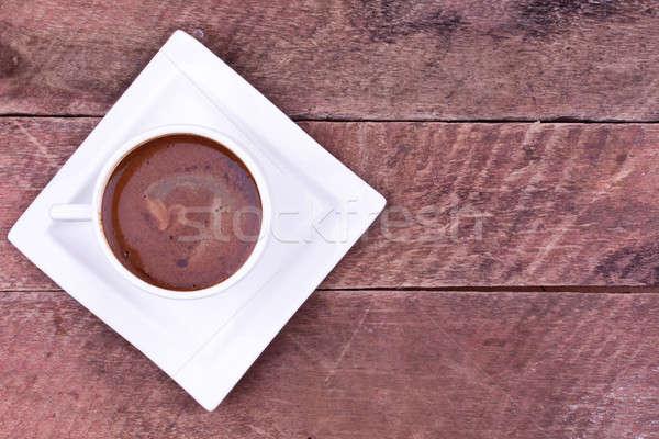 турецкий кофе фон Сток-фото © bernashafo