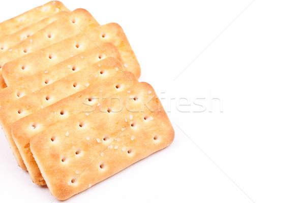 biscuit crackers Stock photo © bernashafo