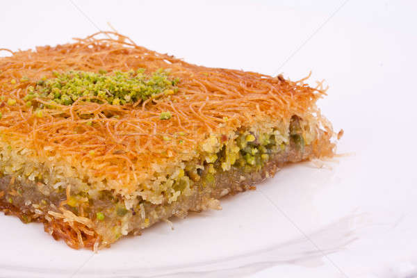 Traditional dessert kadayif Stock photo © bernashafo