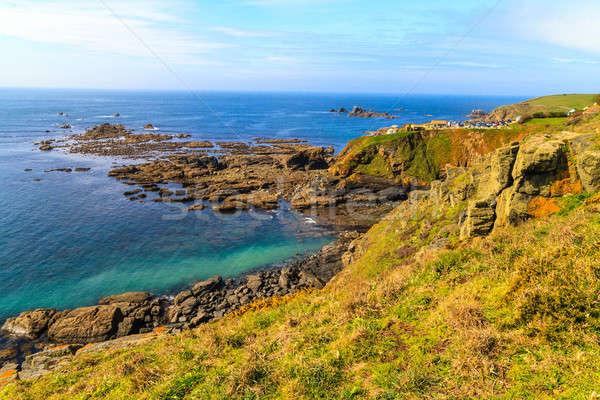 Lizard Point, Cornwall, UK Stock photo © Bertl123