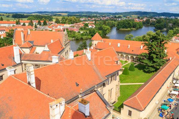 Ver cidade velha unesco mundo herança Foto stock © Bertl123