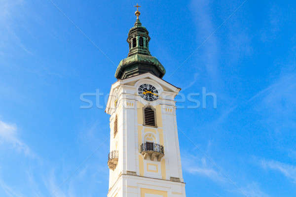 Freistadt Baroque Church, Upper Austria Stock photo © Bertl123