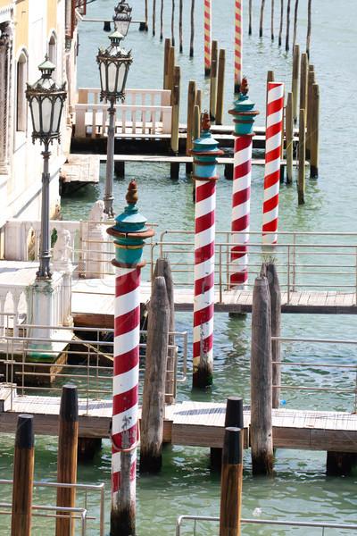 Gondol iniş Venedik İtalya su deniz Stok fotoğraf © Bertl123