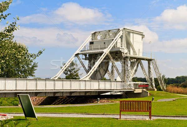 Puente normandía Francia uno objetivos guerra Foto stock © Bertl123