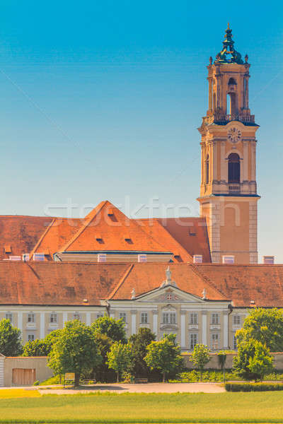 Herzogenburg Monastery, Austria Stock photo © Bertl123
