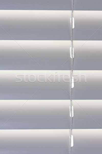 Roller blinds pattern / texture (close up details) Stock photo © Bertl123