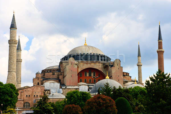 Hagia Sophia, Istanbul, Turkey Stock photo © Bertl123