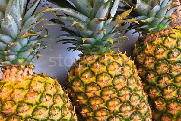 Pineapples Stock photo © Bertl123