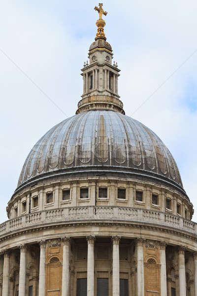 ドーム 建物 教会 礼拝 像 ヨーロッパ ストックフォト © Bertl123
