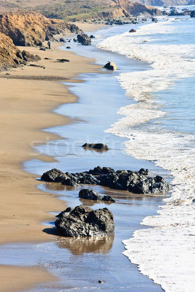 California Coast near San Simeon Stock photo © Bertl123