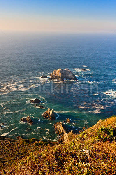Big Sur California Coast Stock photo © Bertl123