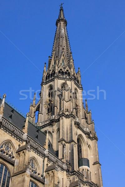 Linz - Neuer Dom (Mariendom) / New cathredral Stock photo © Bertl123
