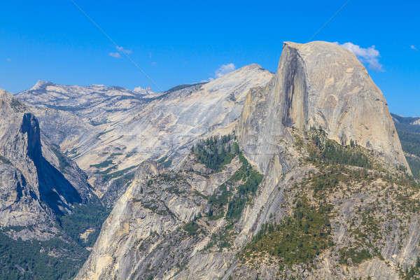 ドーム ヨセミテ国立公園 カリフォルニア 自然 旅行 ストックフォト © Bertl123
