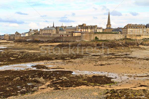 Saint Malo City View, France  Stock photo © Bertl123
