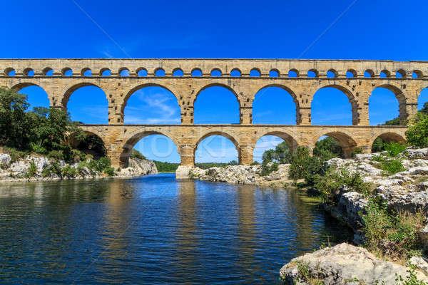 França velho romano mundo verão Foto stock © Bertl123