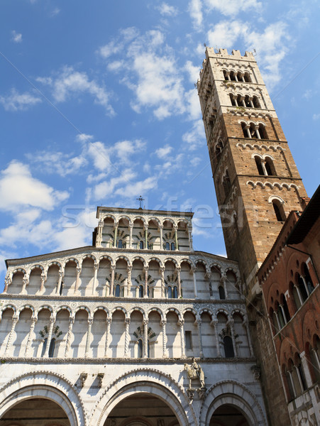 Dome of Lucca / Duomo di Lucca, Tuscany, Italy Stock photo © Bertl123