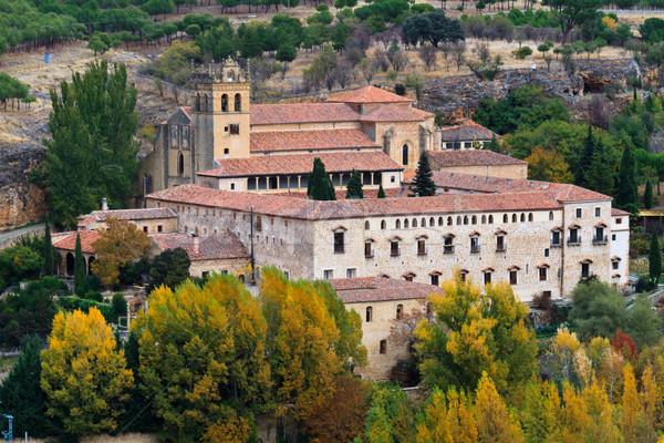 Monasterio de El Parral, Segovia, Spain Stock photo © Bertl123