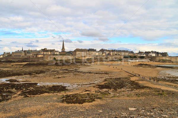 Santo Francia isola cielo costruzione Foto d'archivio © Bertl123