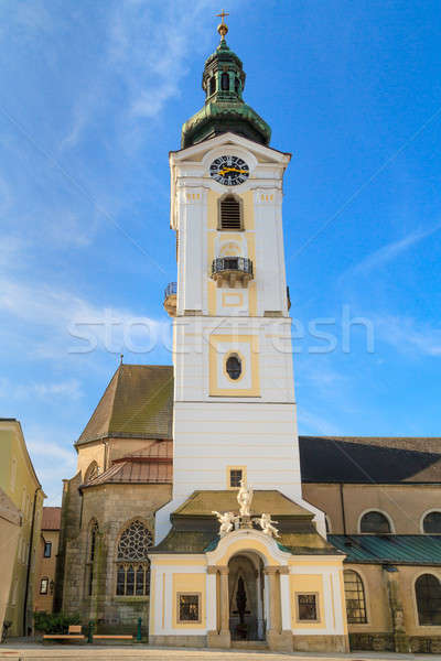 Freistadt Baroque Church, Upper Austria Stock photo © Bertl123