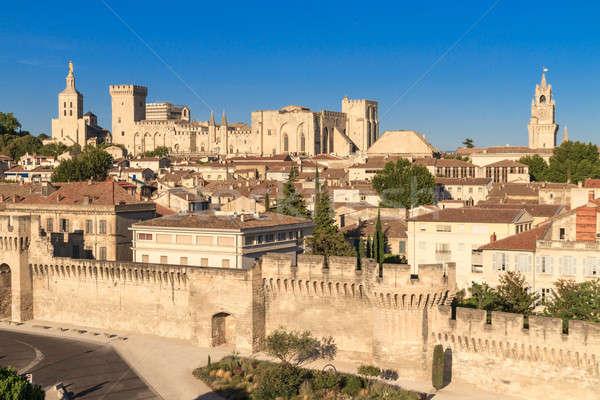 Avignon in Provence Stock photo © Bertl123