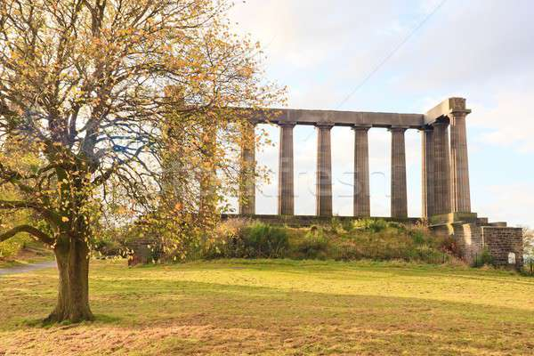 Calton Hill, Edinburgh, Scotland Stock photo © Bertl123