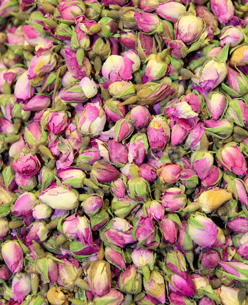 Heap of rose petals (tea) Stock photo © Bertl123