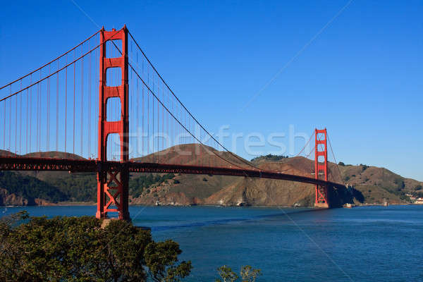 Golden Gate Bridge San Francisco Foto stock © Bertl123