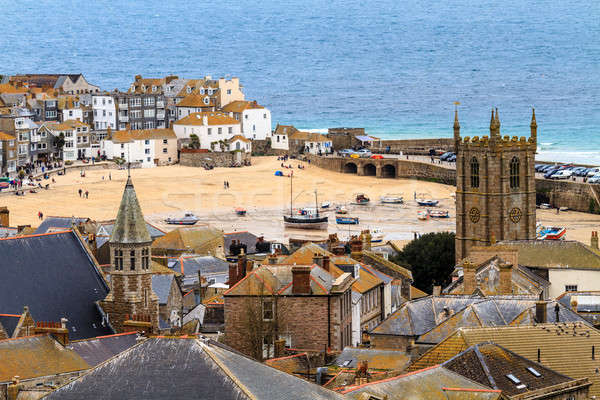 St. Ives Cornwall, UK   Stock photo © Bertl123